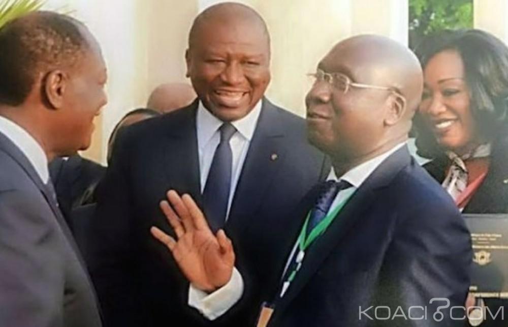 Côte d'Ivoire: L'intérim officieux  d'Alcide Djédjé a pris fin avec la nomination d'un nouvel Ambassadeur à l'ONU