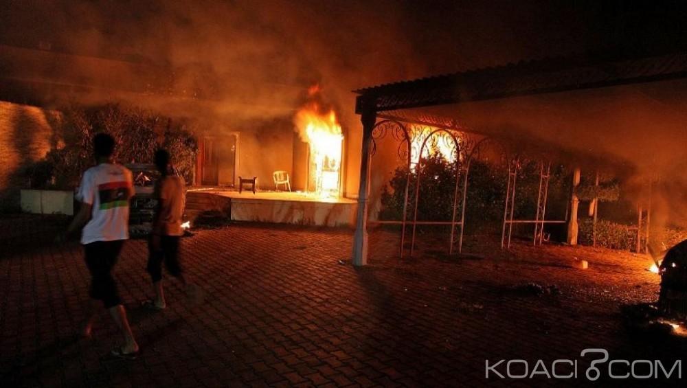 Libye:  Attentat contre le consulat américain, Abou Khattala  condamné à 22 ans de prison aux USA