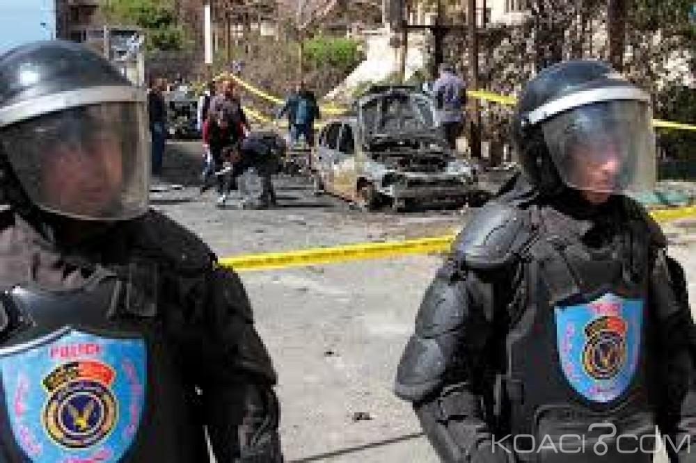 Egypte: 10 jihadistes éliminés  et deux autres arrêtés après un attentat à Alexandrie