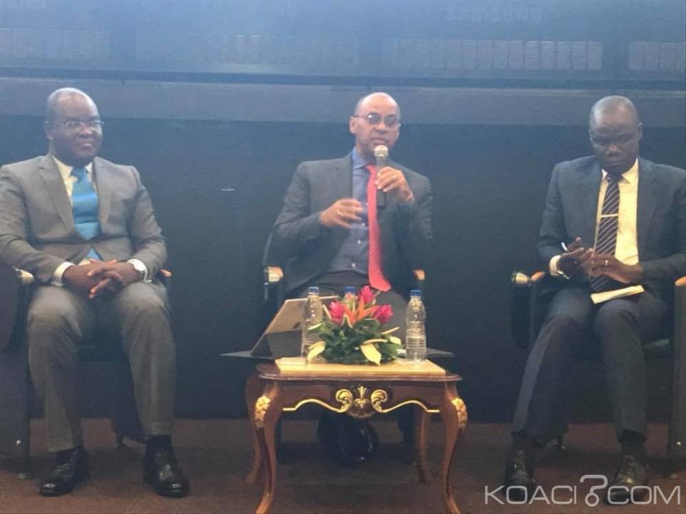 Cote d'Ivoire: 11ème journée BRVM, Thierry Tanoh recommande aux pays africains le recours à l'épargne contractuelle et aux partenariats public-privé