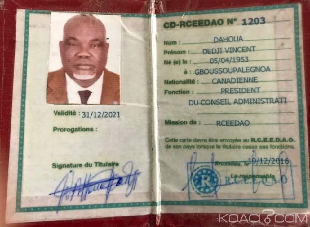 Côte d'Ivoire: Un faux diplomate mis aux arrêts par la police économique