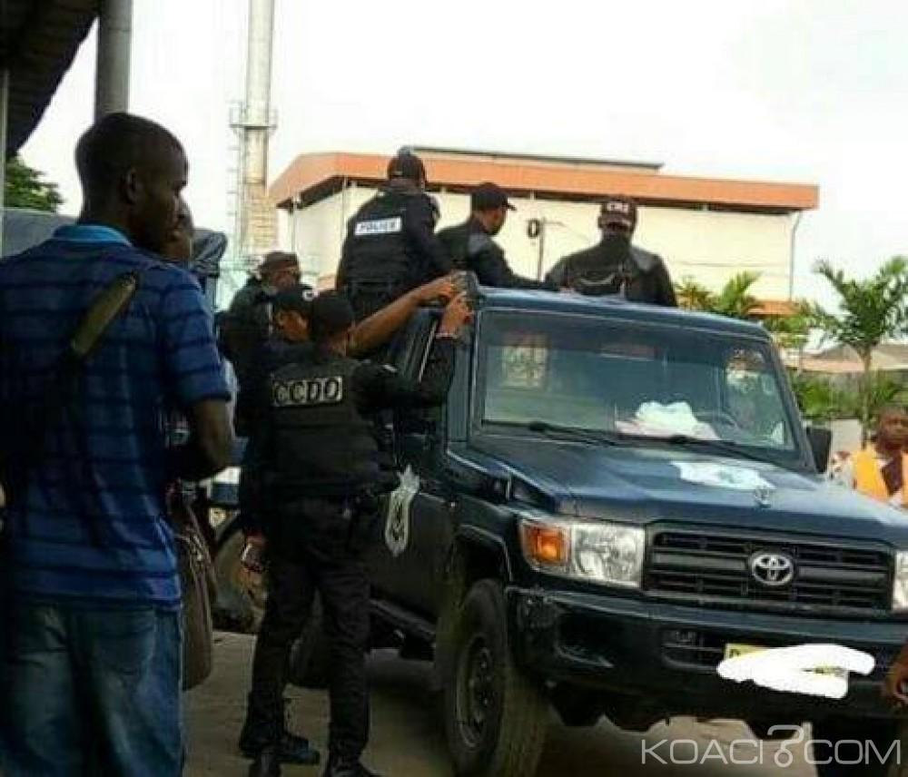 Côte d'Ivoire: Manifestations de protestation annoncée des transitaires, les forces de l'ordre déployées au guichet unique