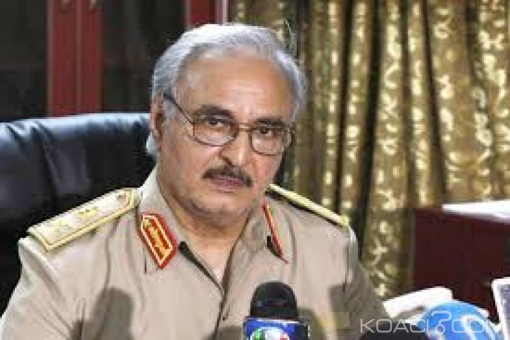 Libye: Haftar dit avoir libéré Derna d'une coalition islamiste