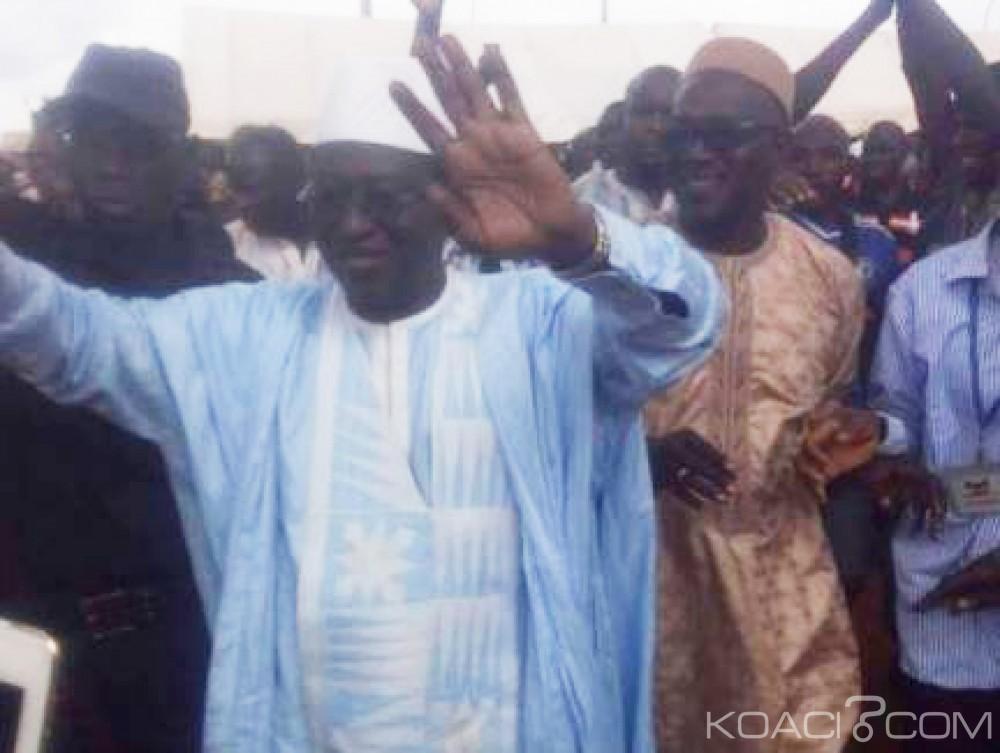 Mali: Présidentielle  2018, depuis la Côte d'Ivoire, le candidat Soumaïla Cissé se félicite du soutien du CDR
