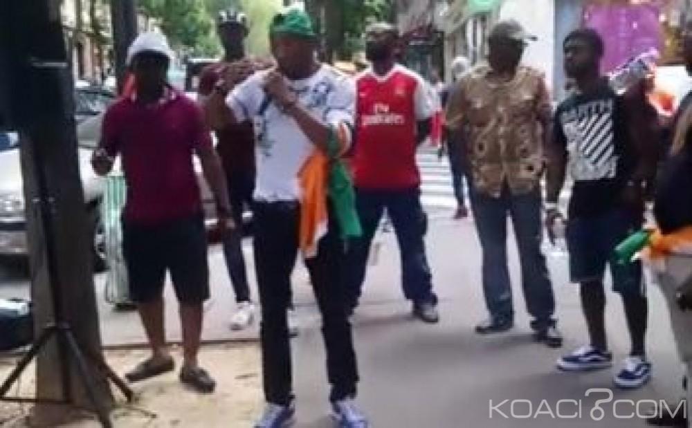 Côte d'Ivoire: Nouvelle manifestation en France «l'état d'une voiture n'a rien à voir avec son à¢ge»