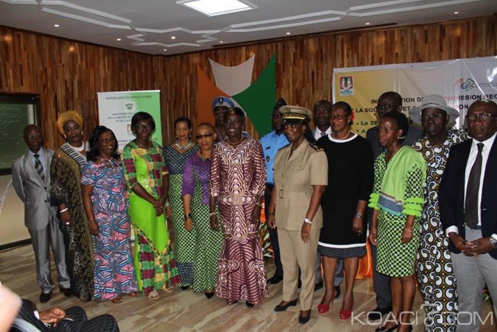 Côte d'Ivoire: La commission régionale de l'Observatoire de la Solidarité et la Cohésion Sociale (OSCS) officiellement installée à Abidjan