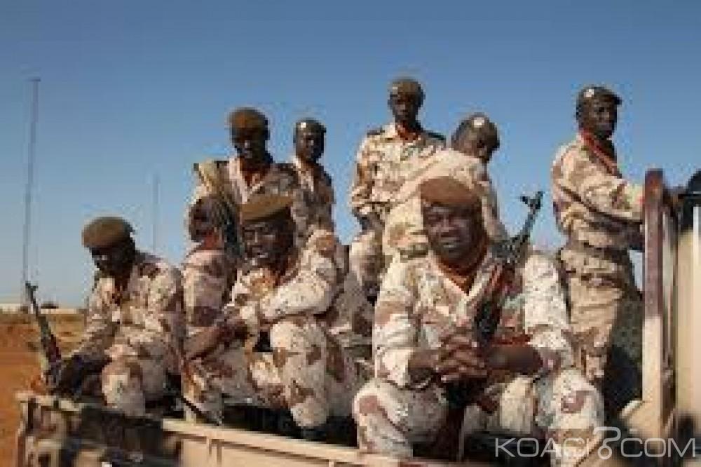 Mali: L'explosion d'une mine tue quatre soldats à Mopti