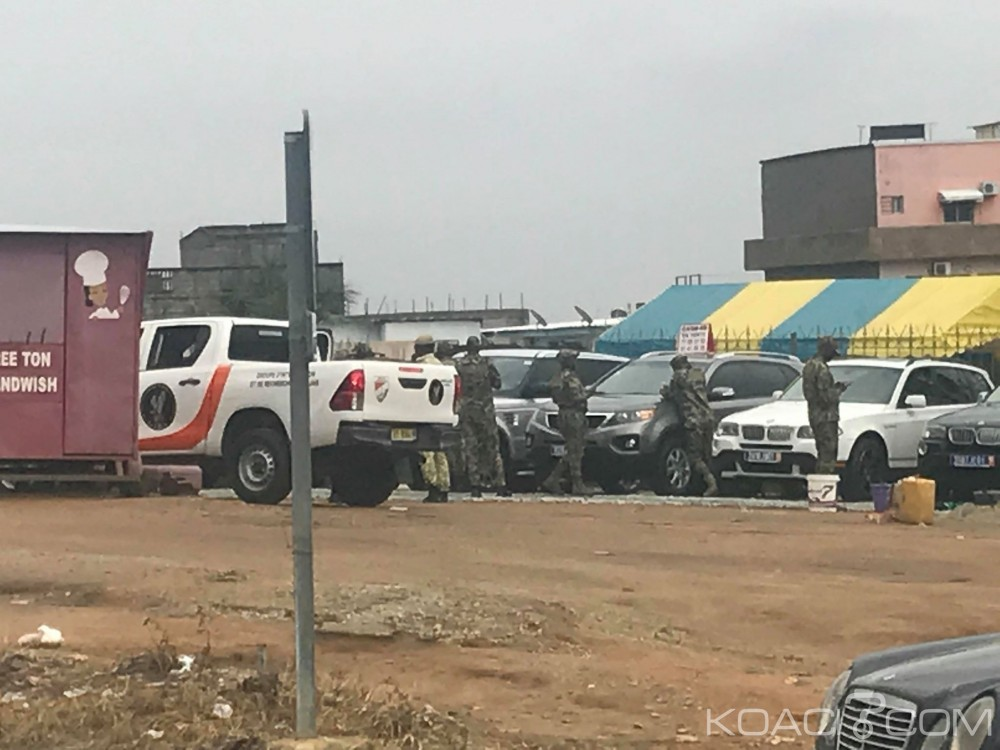 Côte d'Ivoire: Entrée en vigueur de la répression douanière, les parcs auto pris d'assaut par les forces de l'ordre