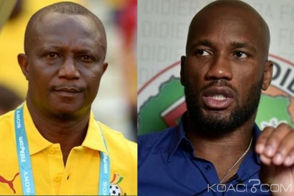 Afrique: Mondial 2018, Kwesi Appiah et Didier Drogba notent une régression du continent