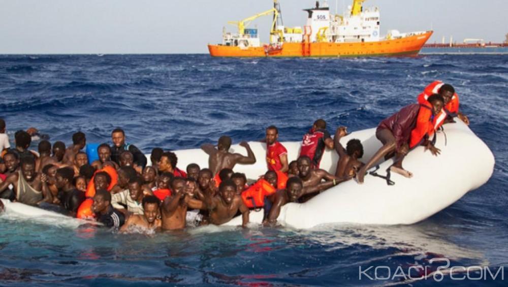 Libye:  7 migrants morts dont deux enfants,  123 secourus au large