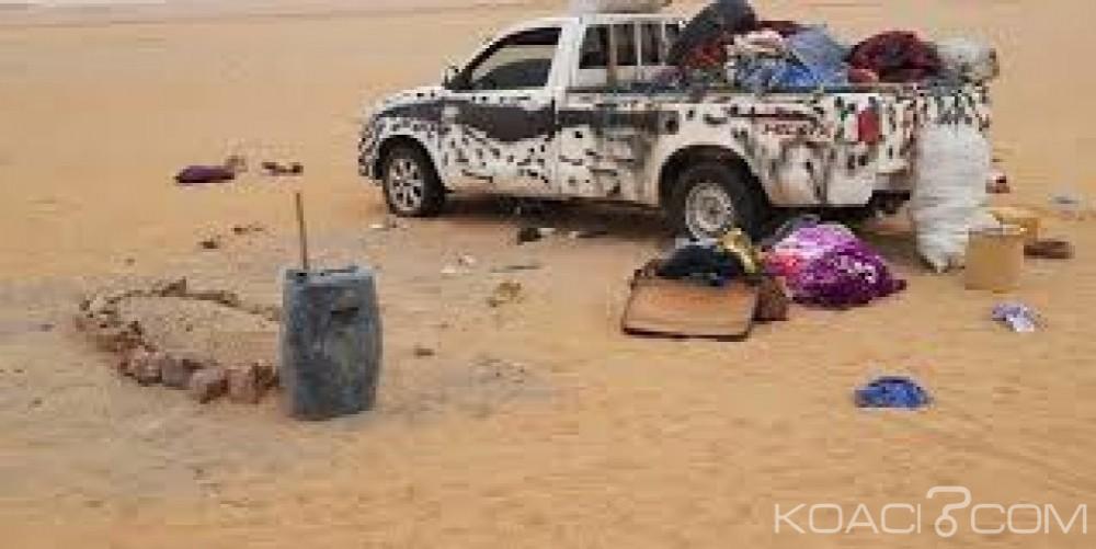Mali: Perdus dans le désert, 19 voyageurs retrouvés morts de soif près d'Arawane