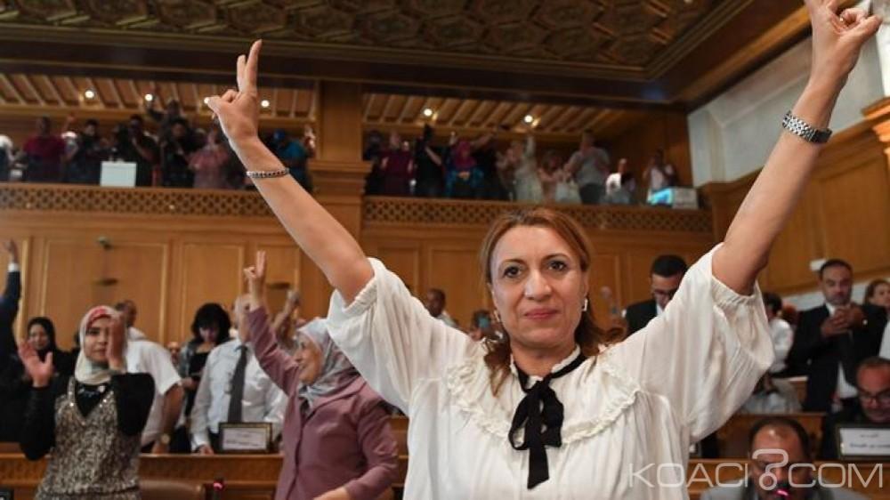 Tunisie: Souad Abderrahim, première femme élue maire  de Tunis