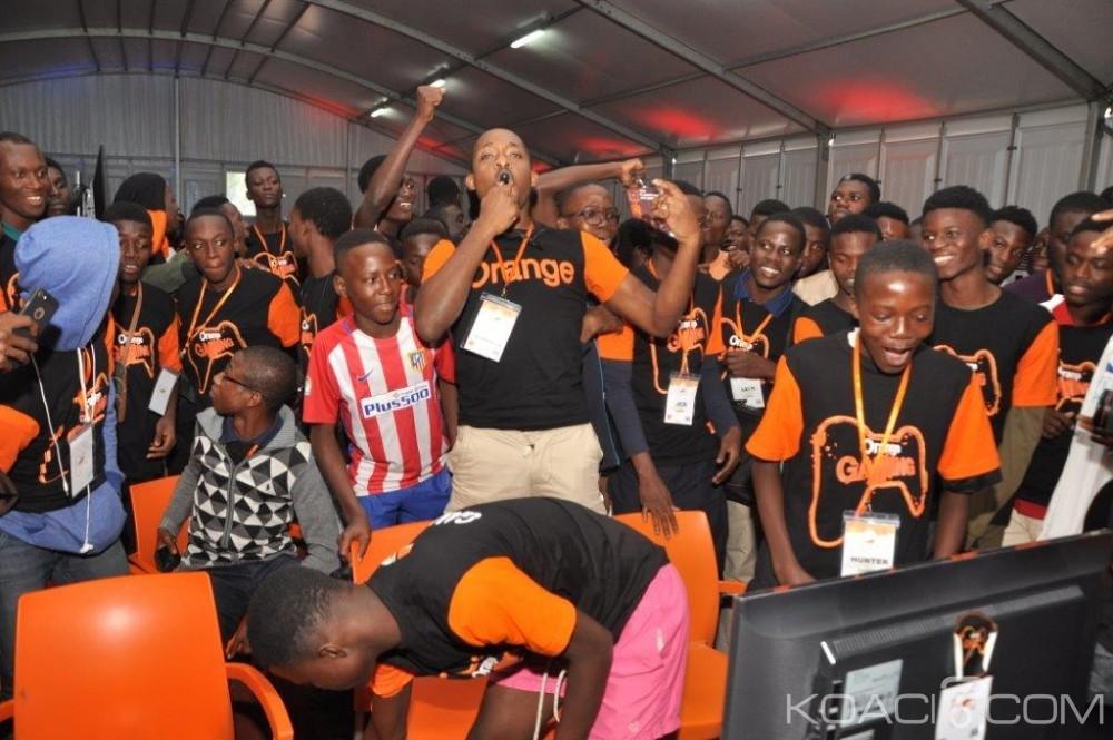 Côte d'Ivoire: Tournoi de jeux vidéos Orange à Yopougon, plusieurs talents s'y sont dévoilés