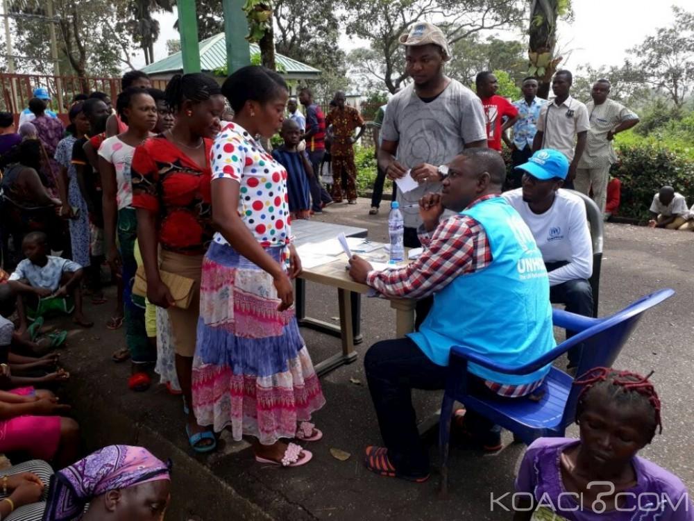 Cameroun: Des activistes réfugiés au Nigeria refusent l'aide humanitaire du gouvernement camerounais