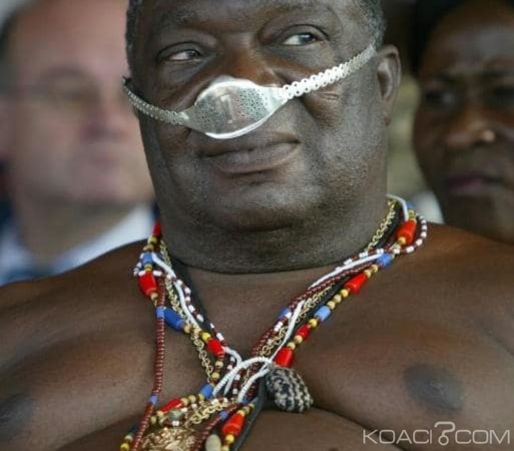 Bénin: Mort du roi d'Abomey,  Dédjalagni Agoli-Agbo à l' à¢ge de 87 ans