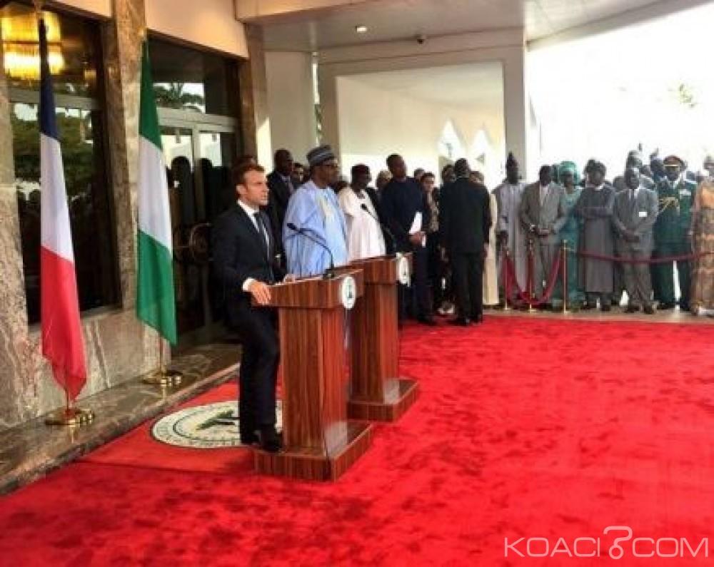 Togo: Macron se range derrière la CEDEAO pour une sortie de crise politique