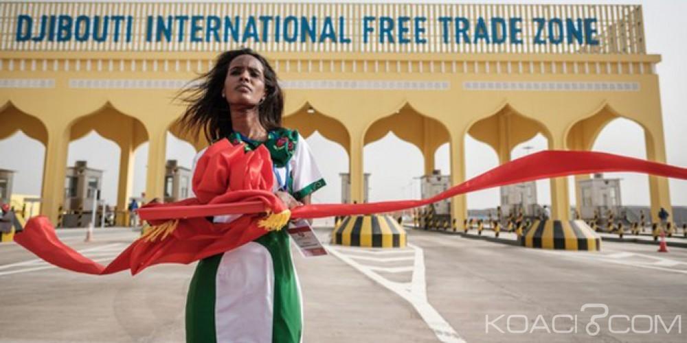 Djibouti:  Inauguration de la future plus grande zone franche du continent