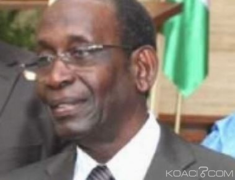 Niger: Boukary Adji, ex premier ministre et vice-gouverneur de la BCEAO  tire sa révérence