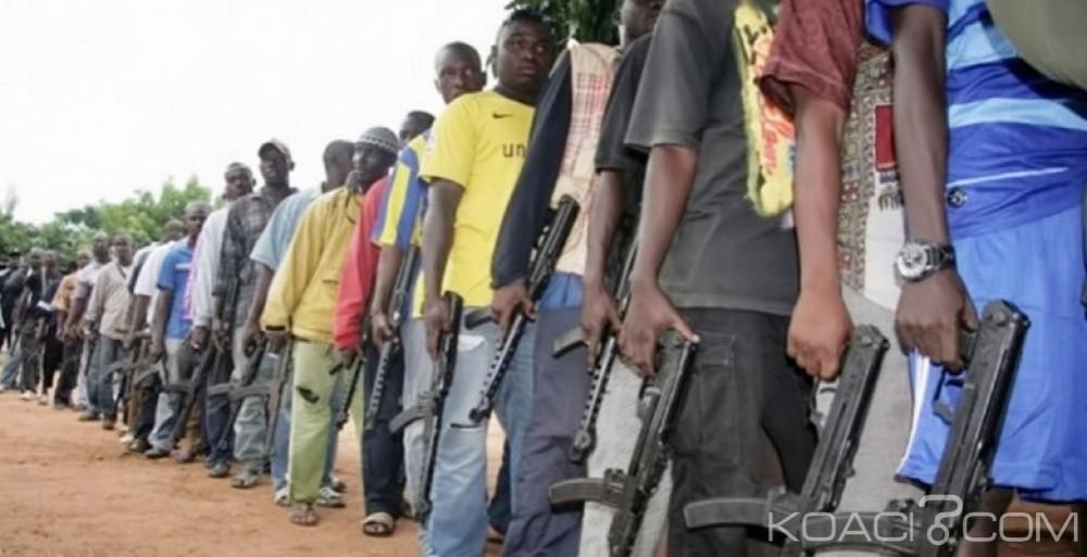 Côte d'Ivoire: Les vieux démons de retour ? Des démobilisés  ont manifesté jeudi à Vavoua