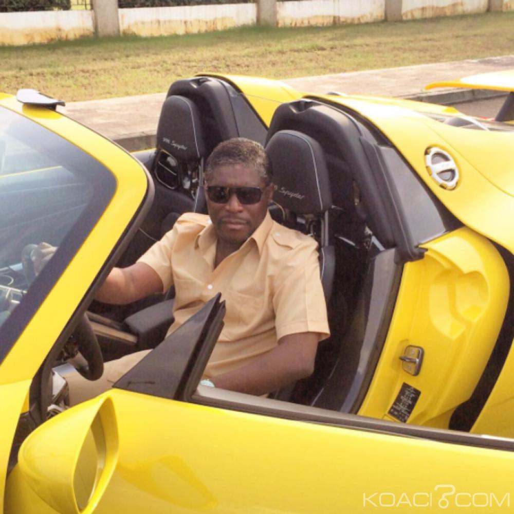 Guinée Equatoriale: Un  fils d'Obiang  s'enfuit après  avoir percuté  un véhicule de la police