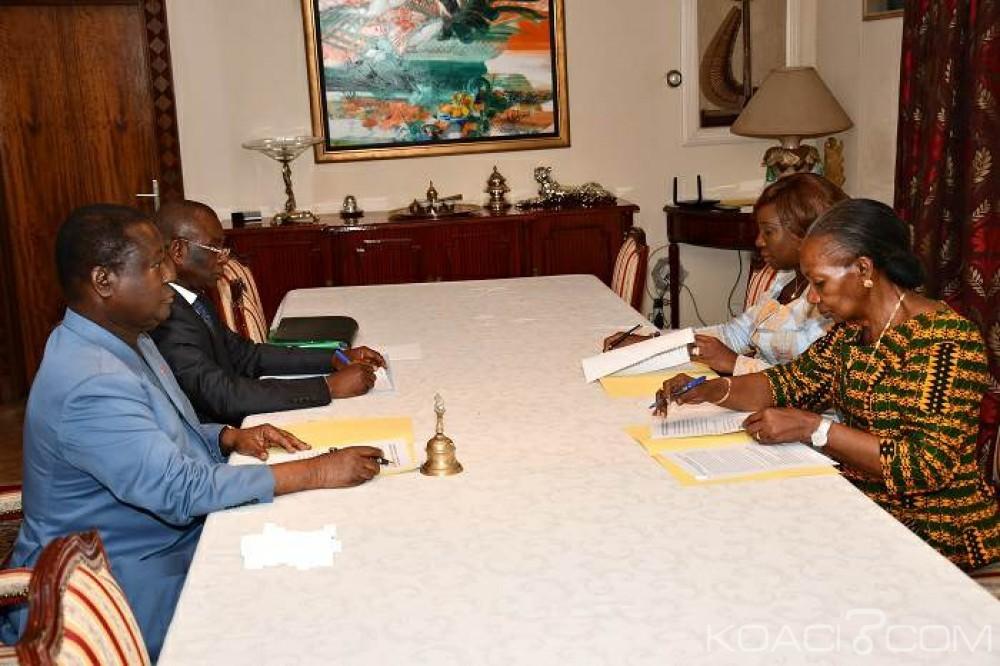 Côte d'Ivoire: Daoukro, Bédié rappelle des documents relatifs à la mise en œuvre du parti unifié à Ouattara