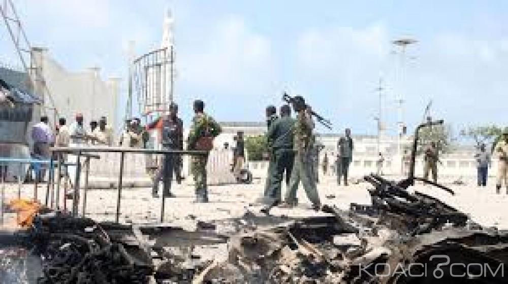Somalie: Attaque d'Al Shabaab contre le ministère de la sécurité, cinq morts au moins