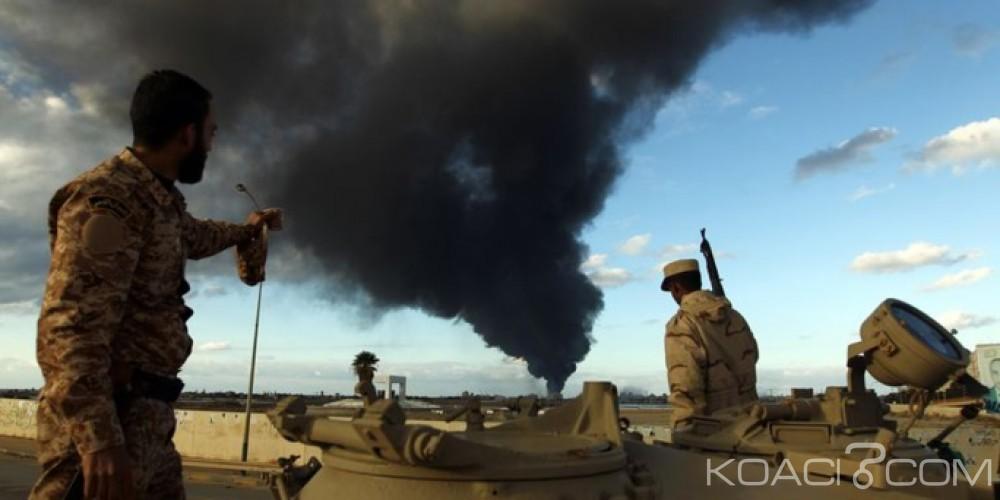 Libye: Attaque «terroriste» contre une installation hydraulique, deux morts et deux kidnappés