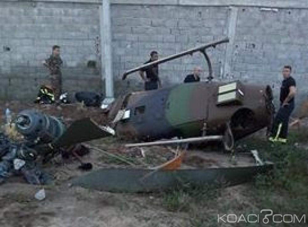 Côte d'Ivoire: Un militaire français tué dans le crash d'un hélicoptère à Port-Bouët