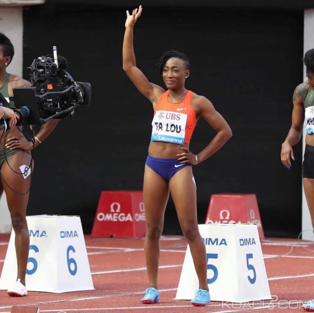 Côte d'Ivoire: Ta Lou n'a pas décroché le titre de championne du monde de la Ligue de Diamant 2018
