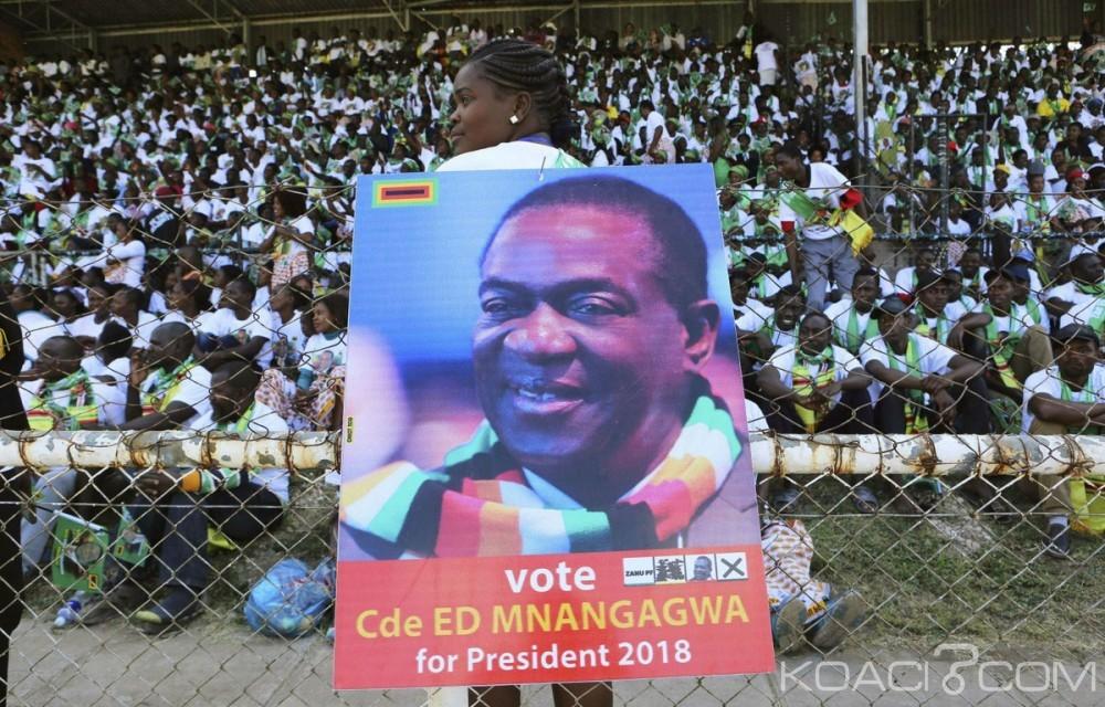 Zimbabwe: Mnangagwa crée son agence spatiale pour «redynamiser» l'économie