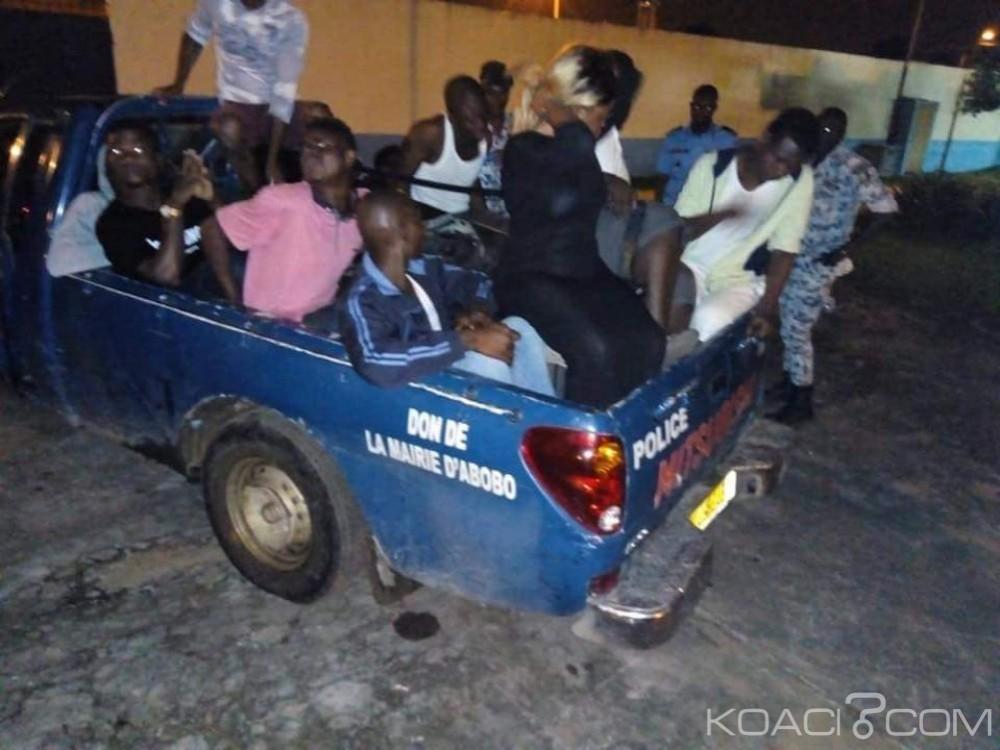 Côte d'Ivoire: 41 suspects interpellés dans une opération de police à Abobo