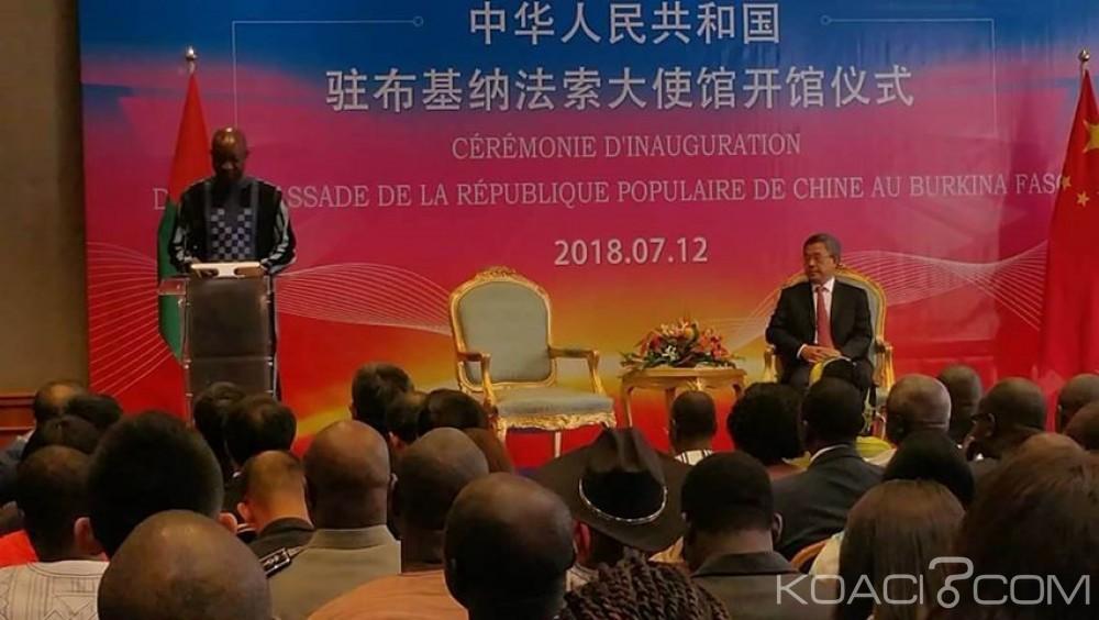 Burkina Faso: La Chine inaugure son ambassade à Ouagadougou après le rétablissement des relations diplomatiques