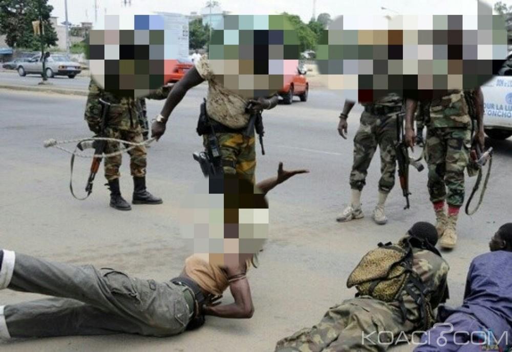 Côte d'Ivoire: Affaire militaires arrêtés, ils achetaient de nouvelles armes de dotation de la police