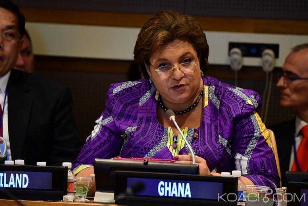 Ghana: Hanna Tetteh nommée directrice générale de l'ONUN au Kenya par António Guterres