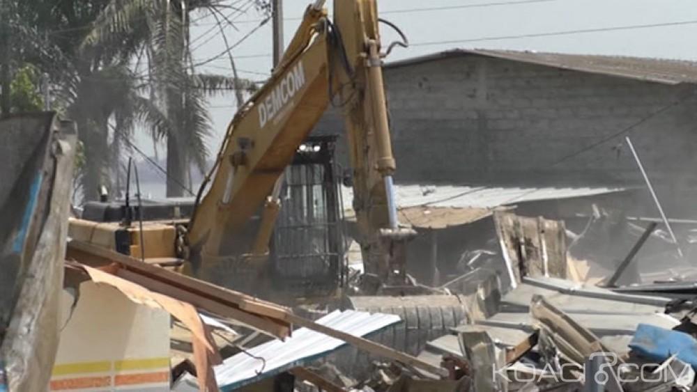Côte d'Ivoire: Déguerpissement du quartier  Abattoir, les occupants  étaient informés depuis avril 2017, affirme le  District d'Abidjan