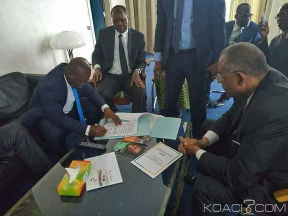 Côte d'Ivoire: Bedié clarifie une nouvelle fois les choses «Je n'ai mandaté aucun observateur pour prendre part à l'Assemblée générale constitutive du parti unifié»