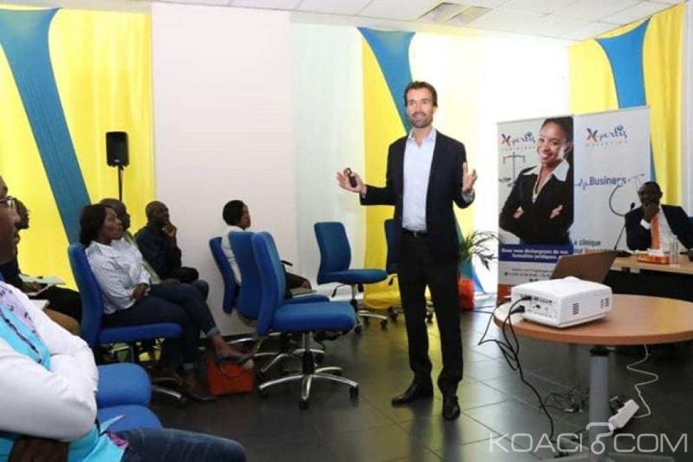 Côte d'Ivoire: Le DG de Brassivoire partage son expérience avec des responsables de structures et annonce son départ
