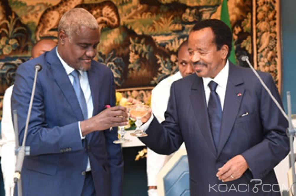 Cameroun: Crise anglophone, l'UA et Yaoundé vont mobiliser les fonds pour les populations affectées