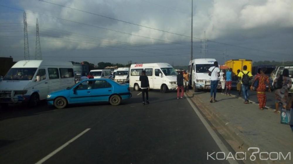 Côte d'Ivoire: Une Altercation entre gendarmes et chauffeurs perturbe la circulation sur la voie express Abobo-Adjamé