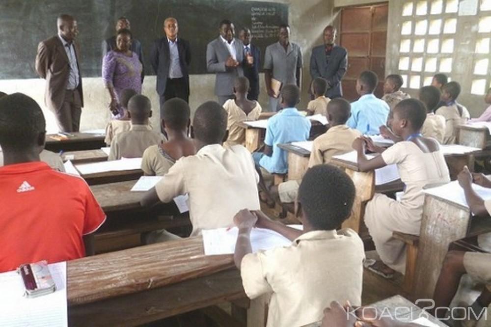Togo: Entrée au collège, deuxième jour de l'examen du CEPD ce mercredi