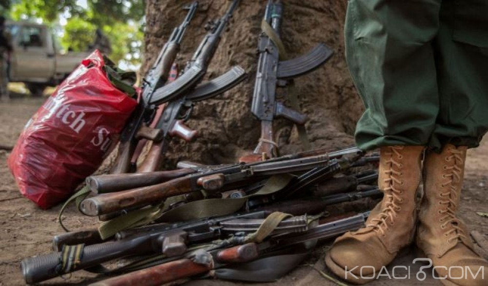 Soudan du Sud: L'ONU impose un embargo sur les armes