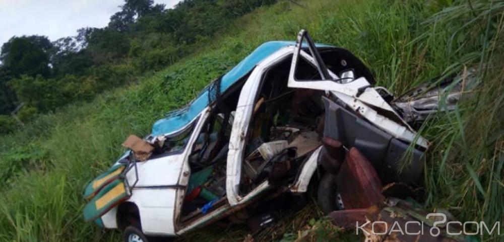 Côte d'Ivoire: Tiébissou, une collision entre un minicar et un véhicule fait un mort et une trentaine de blessés