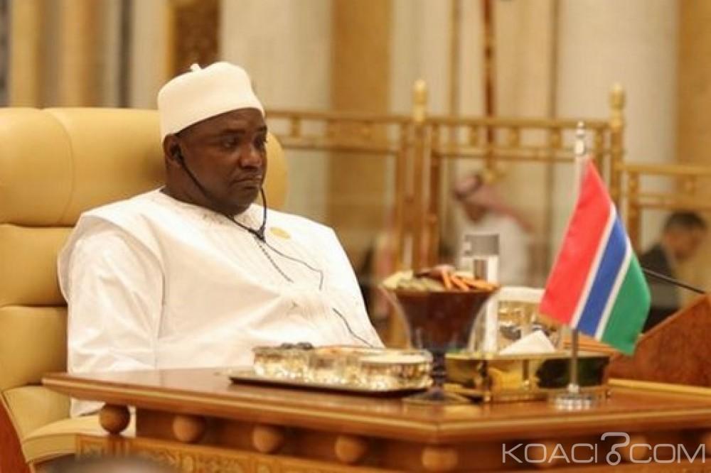 Gambie: Banjul alerte la communauté internationale après la fuite de l'audio de Jammeh