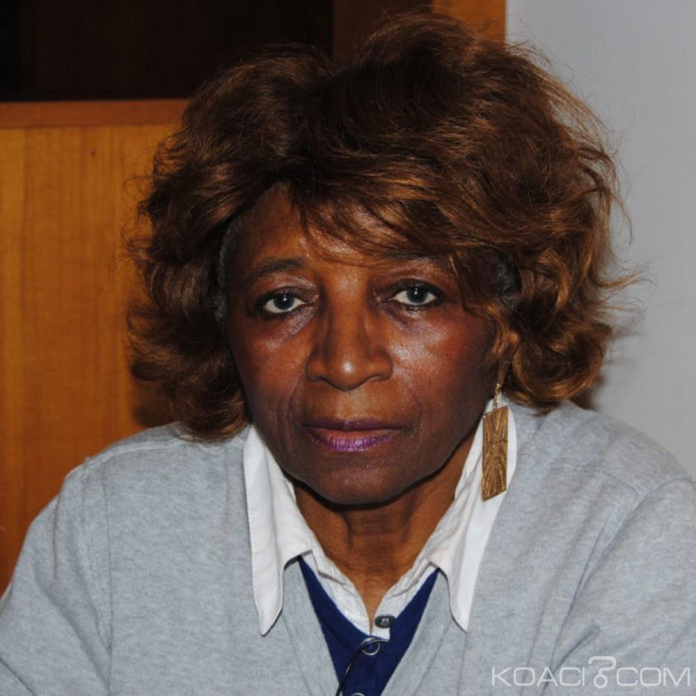 Côte d'Ivoire: Depuis Bruxelles, une camerounaise sonne la mobilisation  pour la libération de Simone Gbagbo