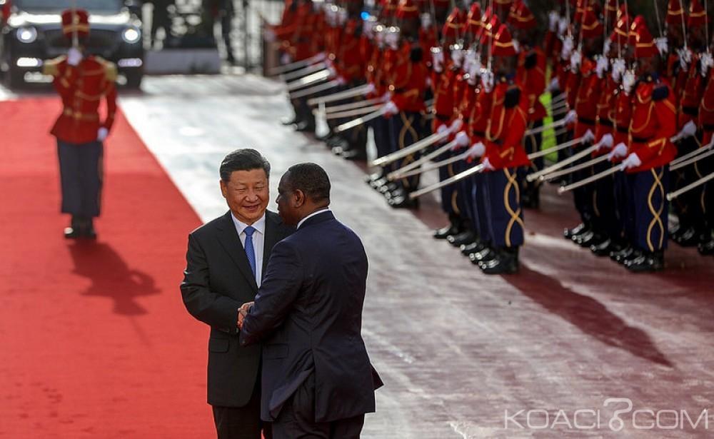 Sénégal: Xi Jinping accueilli en grande pompe à Dakar, «l'impossible» demande d'Amnesty Internationale à Macky Sall