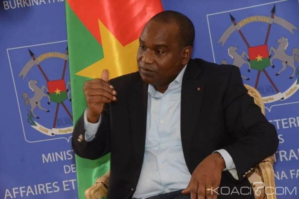 Burkina Faso-Côte d'Ivoire: «Il n'a jamais été question de règlement diplomatique du mandat d'arrêt contre Soro», Selon Alpha Barry