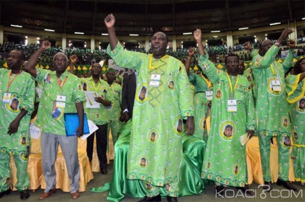Burkina Faso: Zéphirin Diabré réélu à la tête de l'Union pour le progrès et le changement