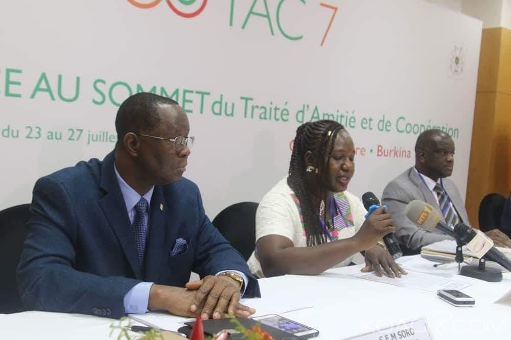 Côte d'Ivoire: 7ème édition du TAC, début des travaux des experts, la signature de 7 nouveaux accords de coopération en vu entre Abidjan et Ouaga