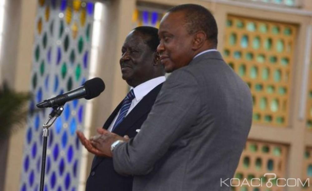 Kenya:  Des partisans de Raila Odinga réclament «un prix Nobel» pour leur leader