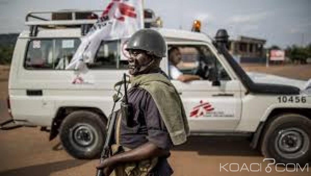 Soudan du Sud: Des locaux du HCR et de  MSF  saccagés par des manifestants en colère